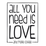 """Vinilo """"All you need"""""""